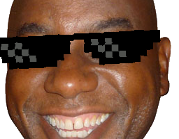 ainsley harriott face png 3