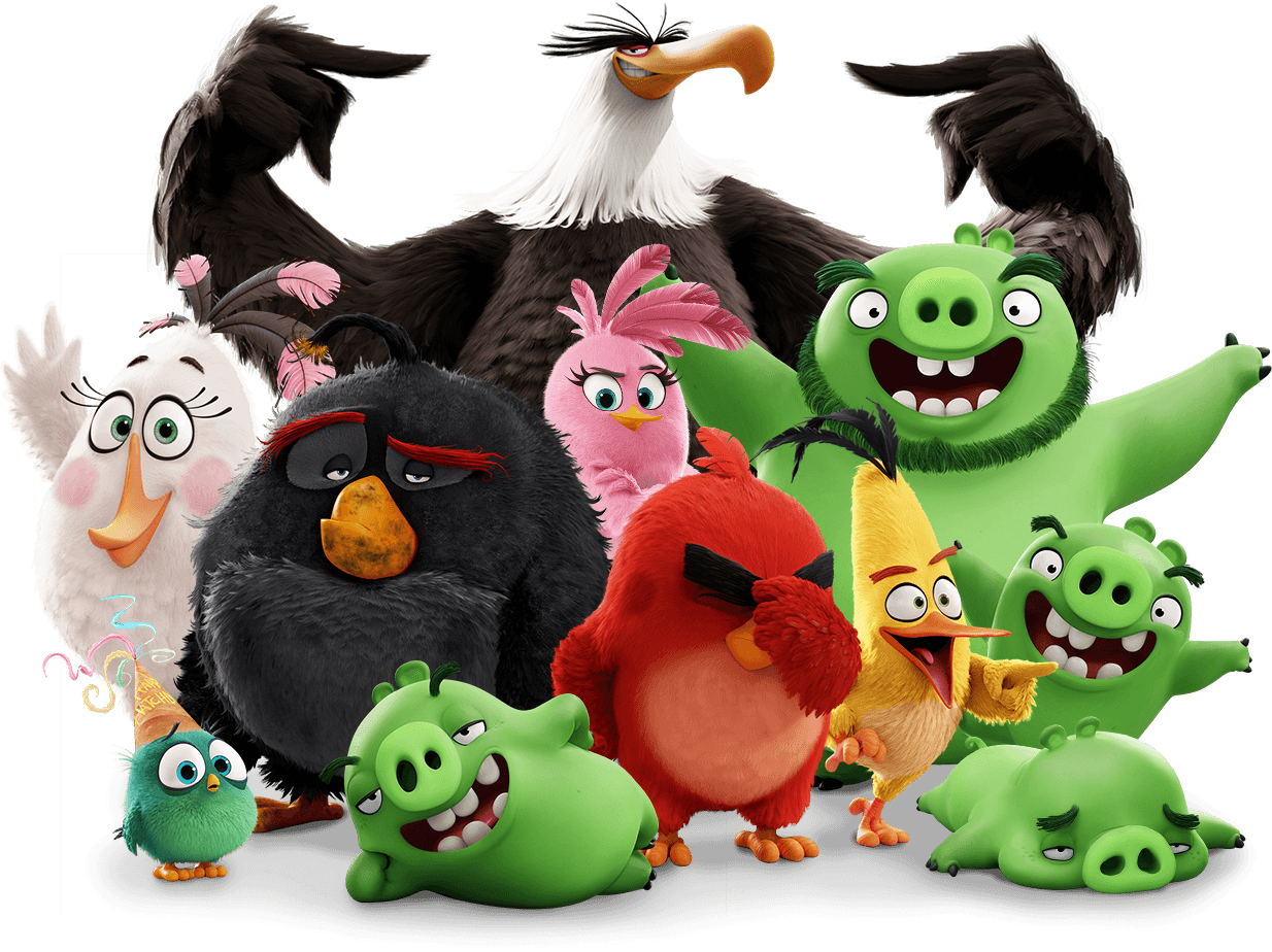 Angry Birds Filme Png 6 Png Image