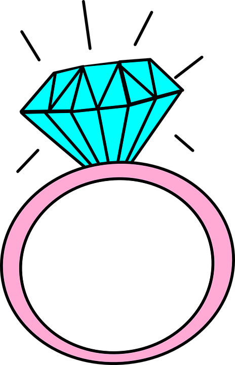 Anillo De Compromiso Dibujo Png 5 Png Image