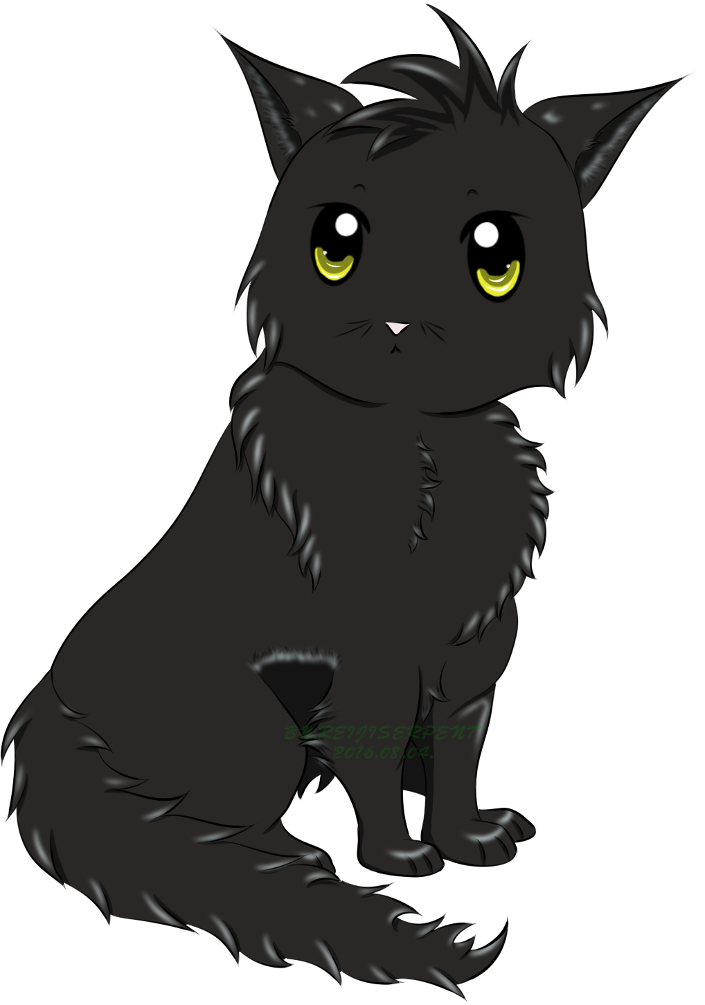 anime cat png 4 png image