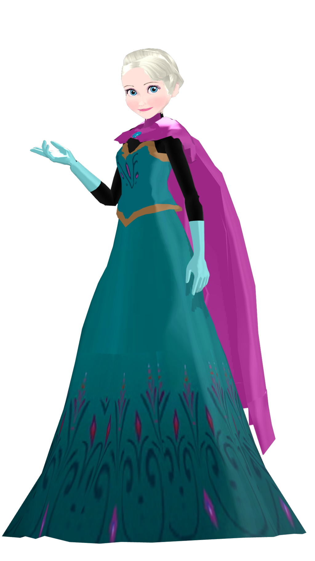 Anna Frozen Coroacao Png 6 Png Image