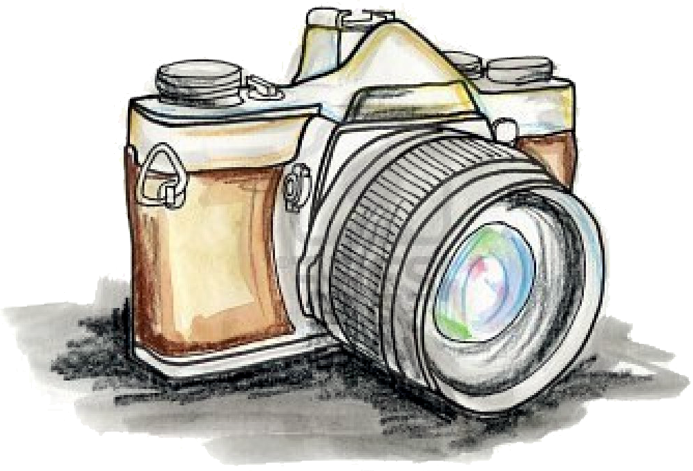 Appareil Photo Dessin Png 8 Png Image