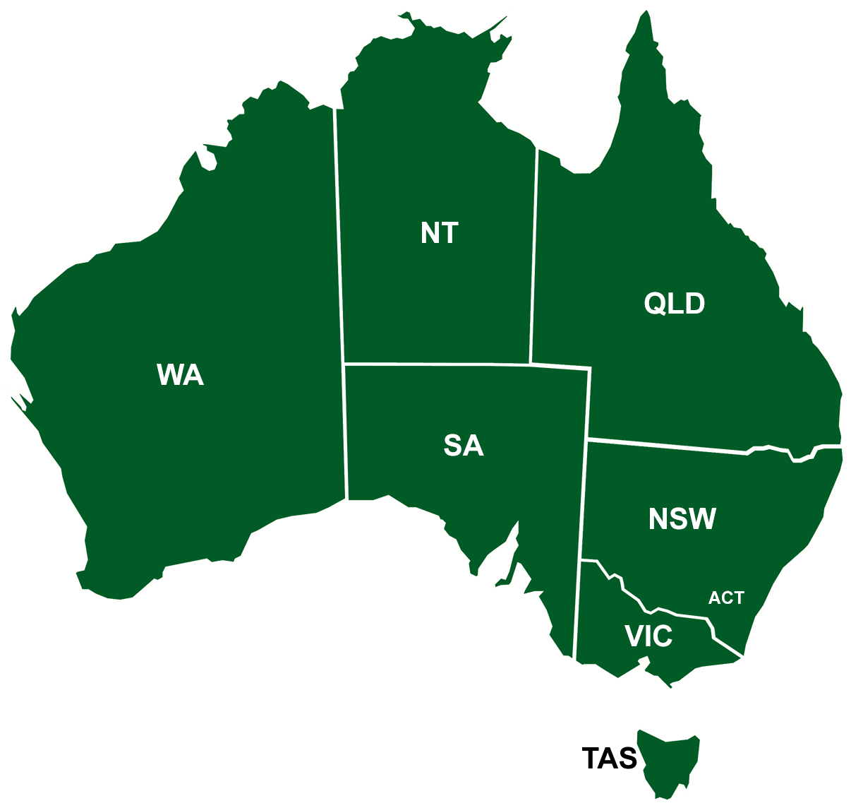 Australian State Map.Australia State Map Png 7 Png Image