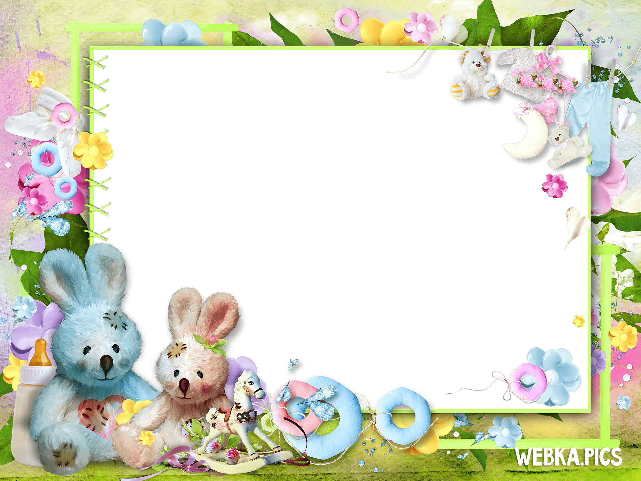 Baby frames png 1 » PNG Image