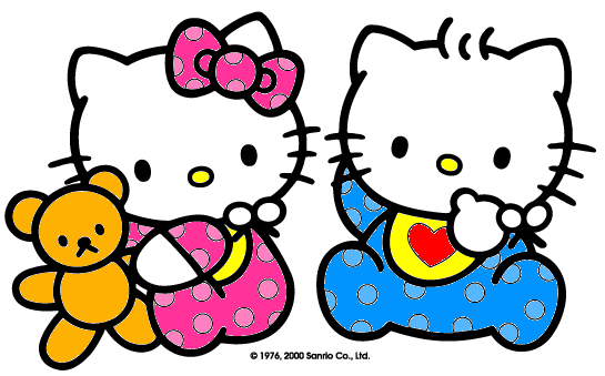 baby hello kitty png 3 png image. Black Bedroom Furniture Sets. Home Design Ideas