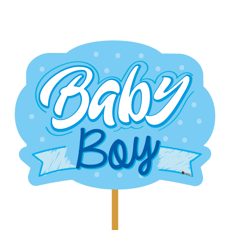 Baby Shower Png Nino 5 Png Image
