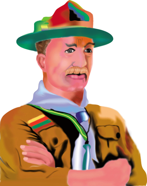 Baden Powell Png Png Image