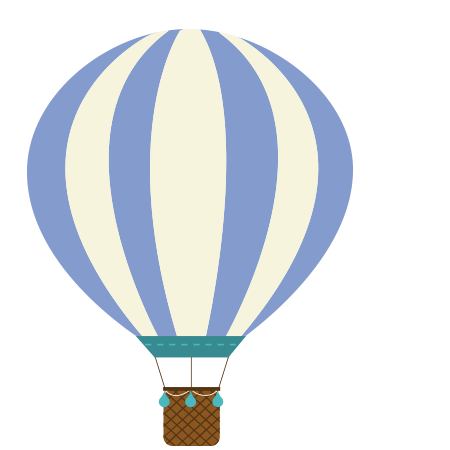 Balao Ar Quente Png 1 Png Image