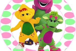 Barney Birthday Png 3 Png Image