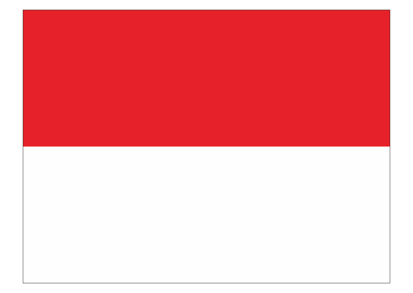Bendera Indonesia Png Vector Png Image