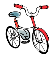 Bicicletta Png Png Image