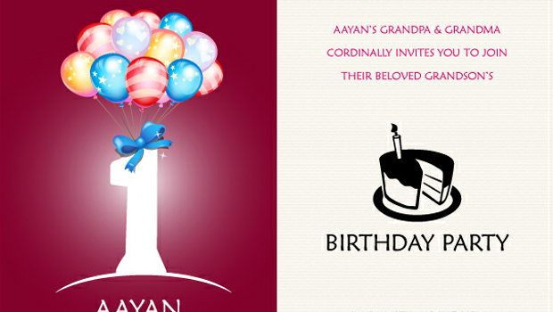 Birthday Invitation Card Png Png Image