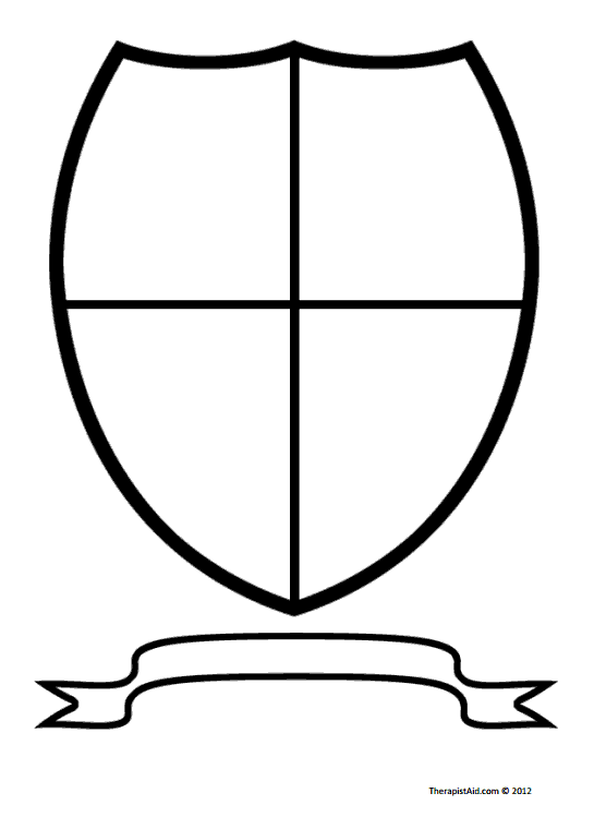 blank coat of arms png 7 png image