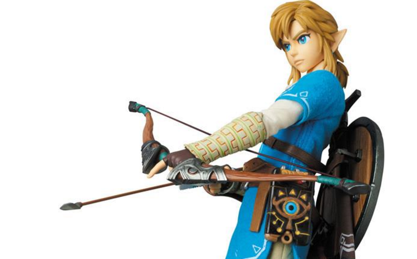 Breath Of The Wild Link Png 4 Png Image