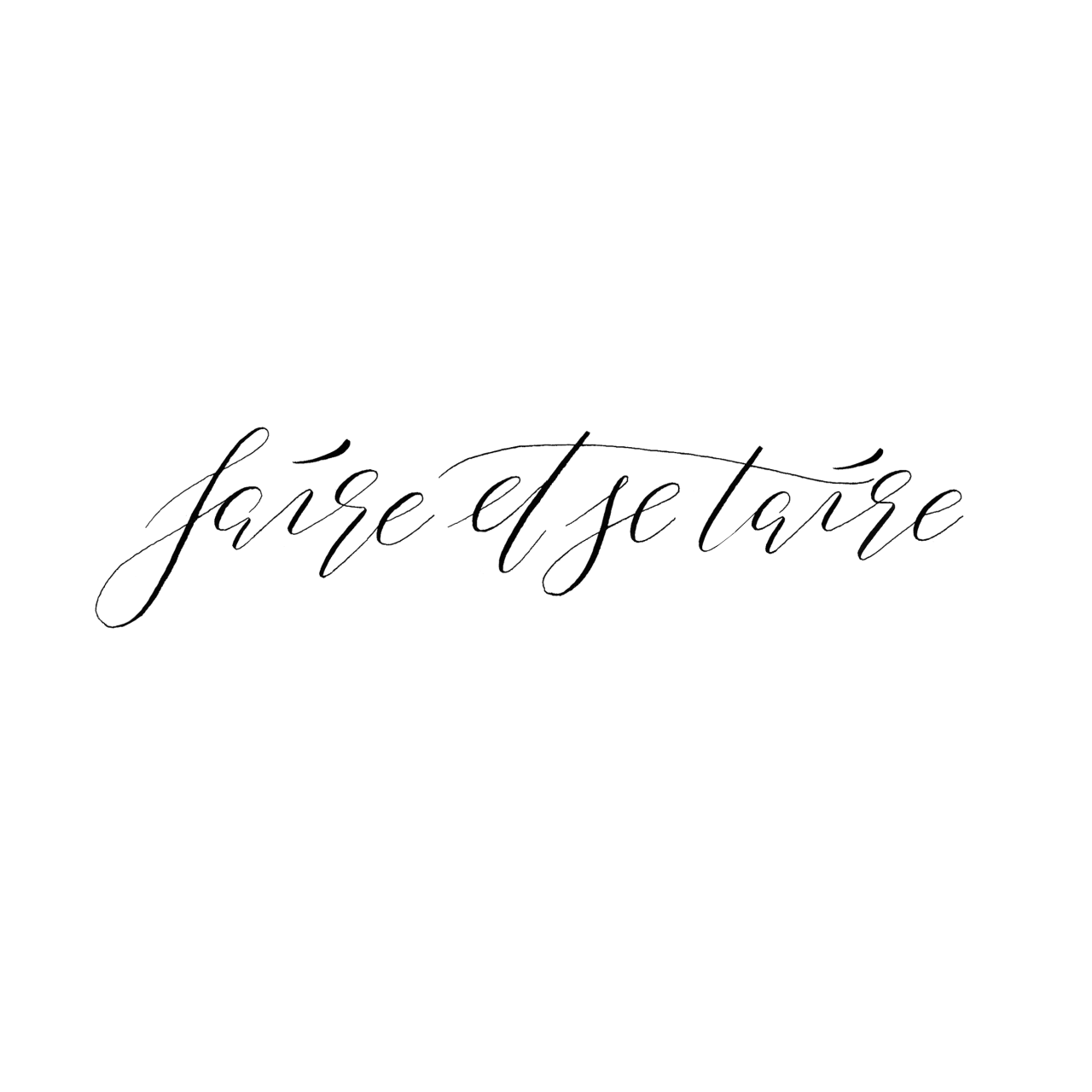 Calligraphy Quotes Tumblr Png 3 Png Image