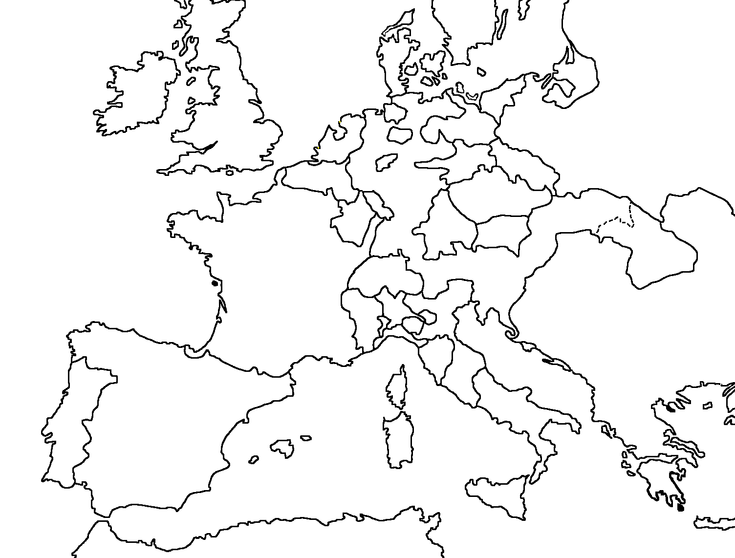 Carte Europe Png.Carte Europe Vierge Png 4 Png Image