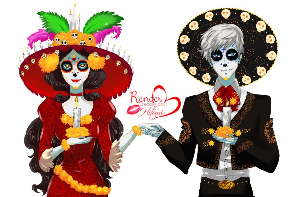 Catrin Y Catrina Png 7 Png Image