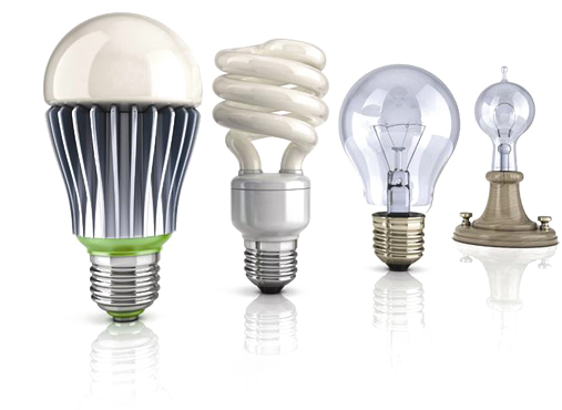 Cfl bulbs png » PNG Image