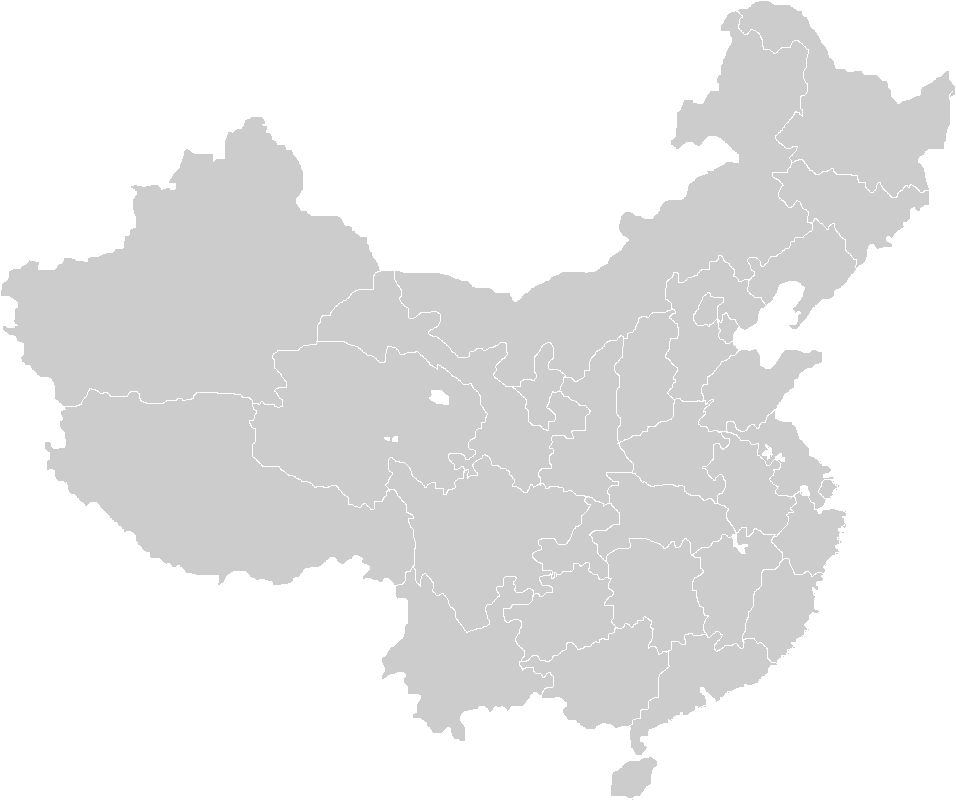 China Map Outline Png 5 Png Image
