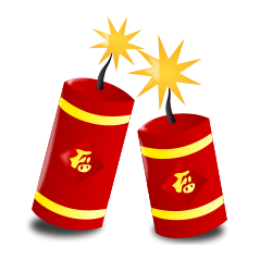 Chinese New Year Decorations Png Png Image