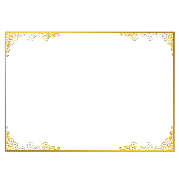 Chinese New Year Frame Png 3 Png Image