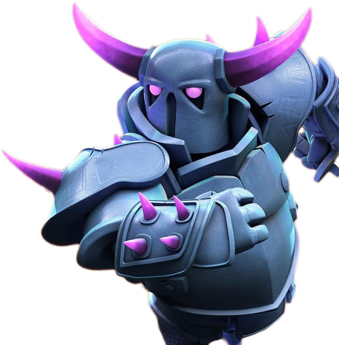Clash Of Clans Pekka Png 2 Png Image