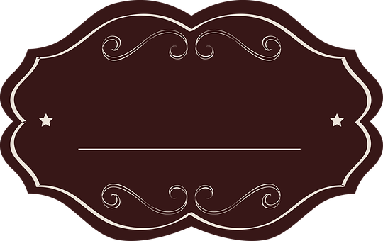 Classic Label Png 3 Png Image