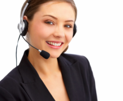 customer service girl png 8