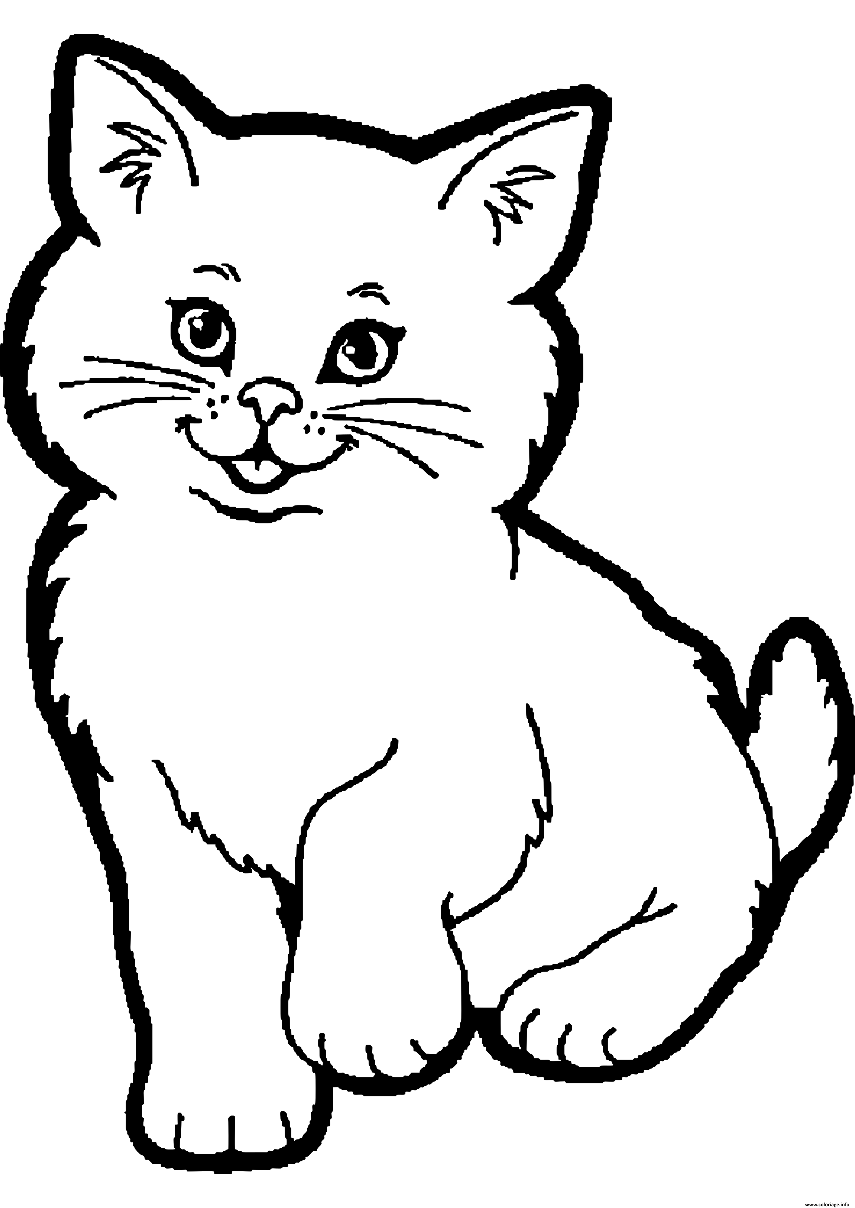 Dessin Chat Png 1 Png Image