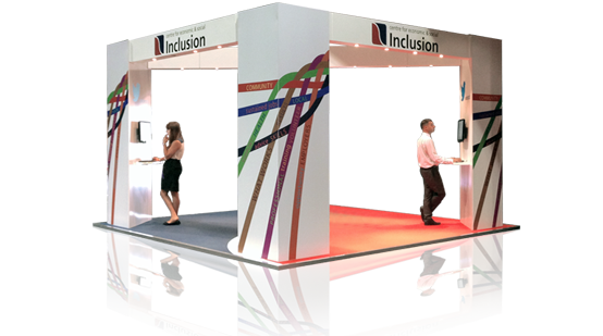 Exhibition Stand Png : Exhibition booth png png image