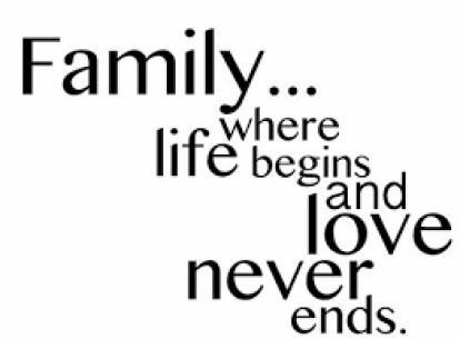 Family Quote Png 2 Png Image