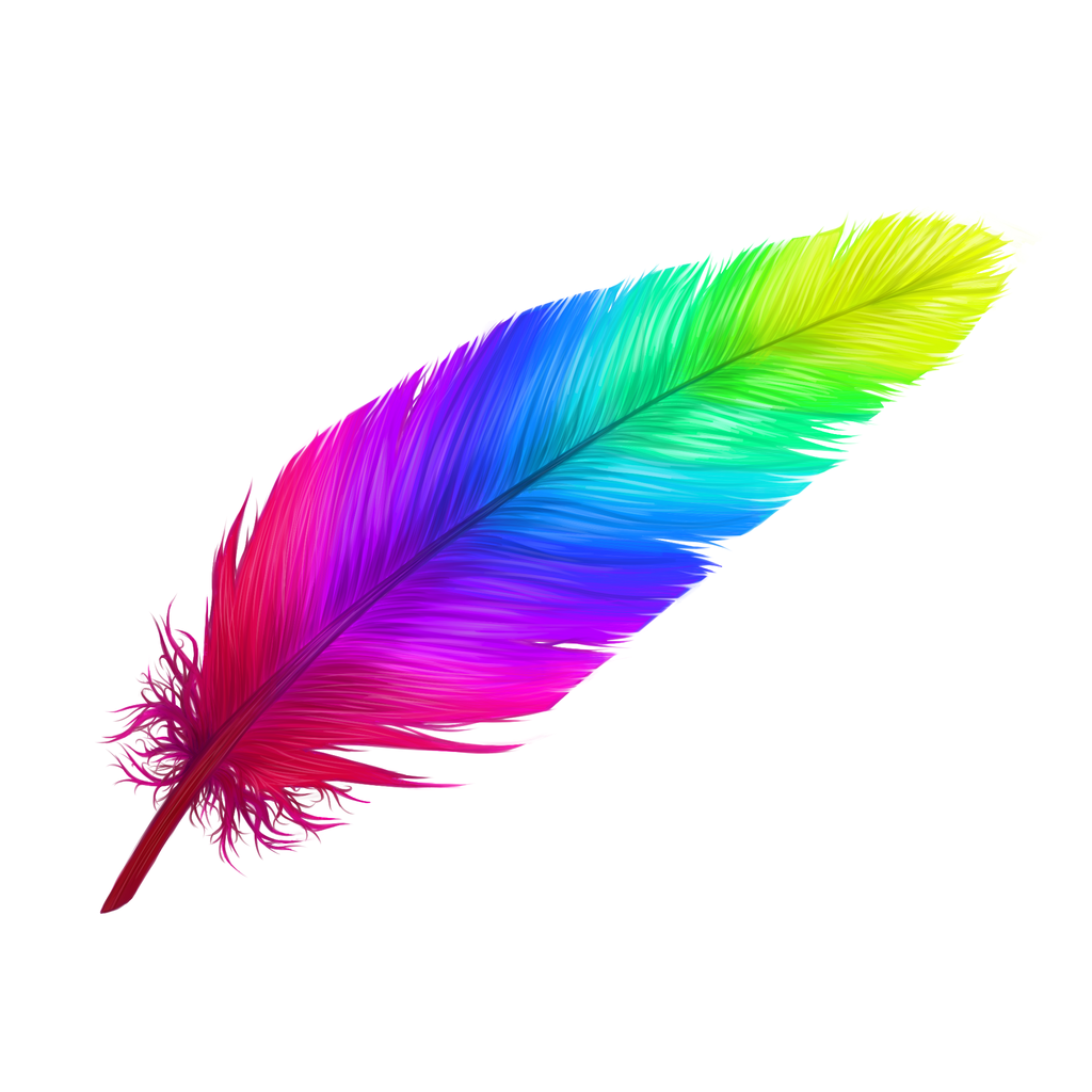 Feather design png 1 » PNG Image