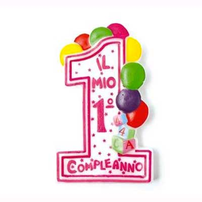 1 Compleanno Png 3 Png Image