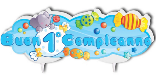 1 Compleanno Png 4 Png Image