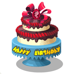 18th Birthday Cake Png 3 Png Image