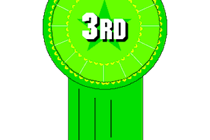 3rd place ribbon png 5