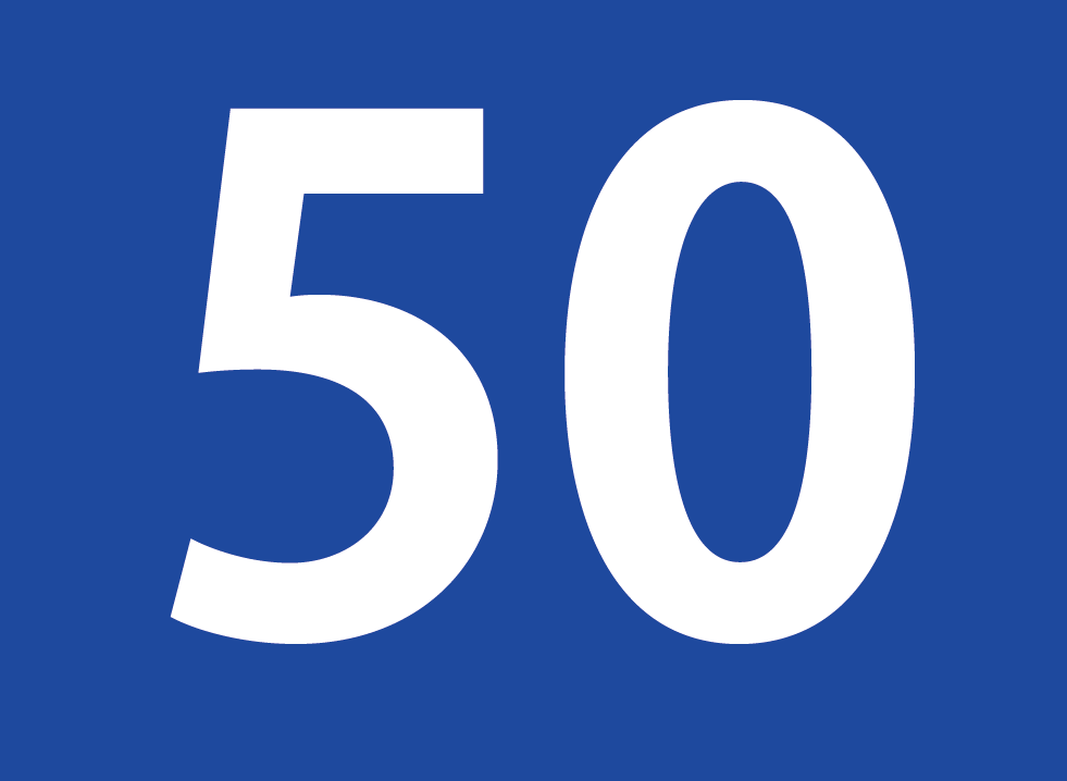 50 number png » PNG Image