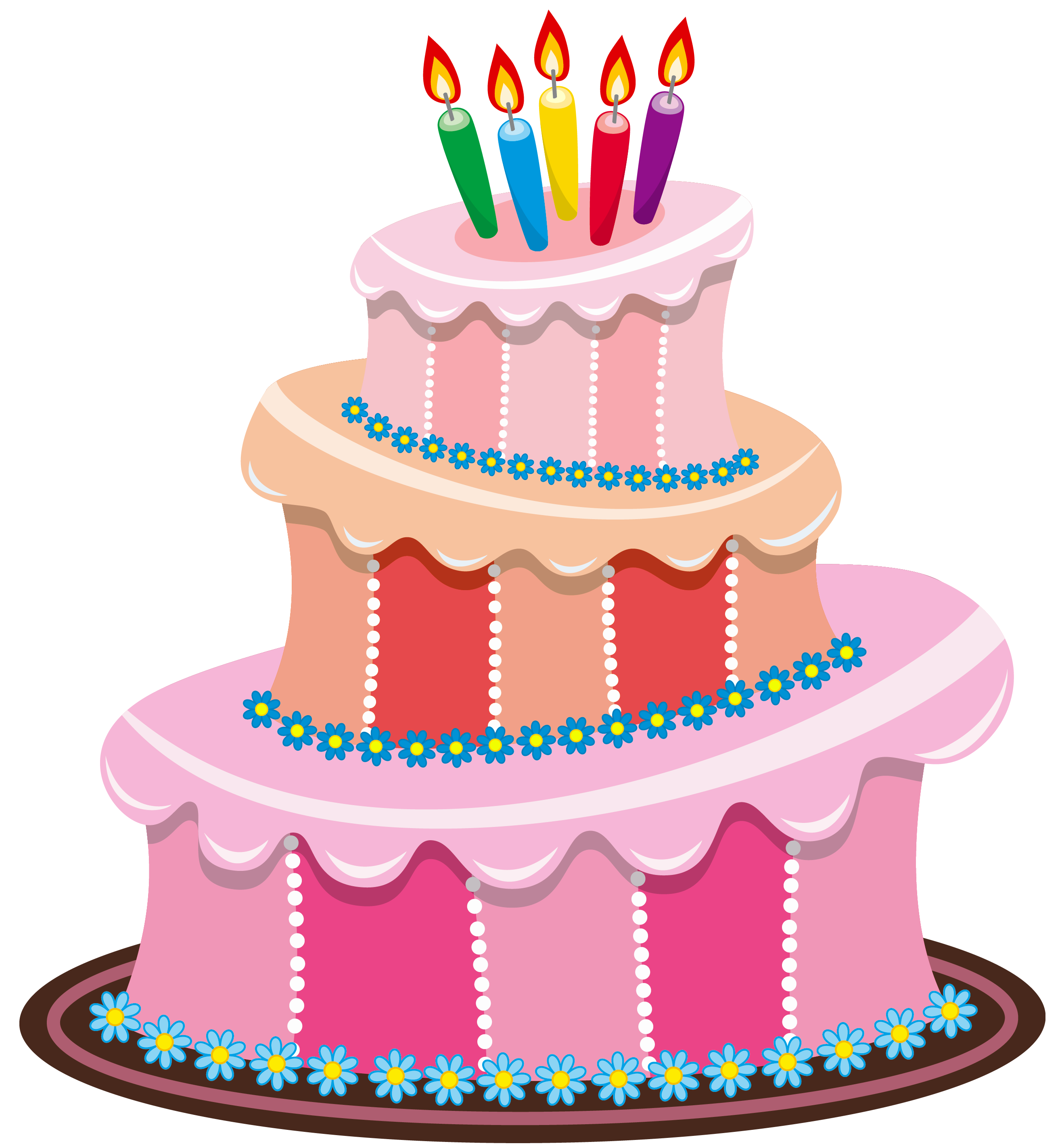 Swell 7Th Birthday Cake 7 Png Image Personalised Birthday Cards Epsylily Jamesorg