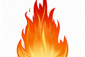 fire burning png
