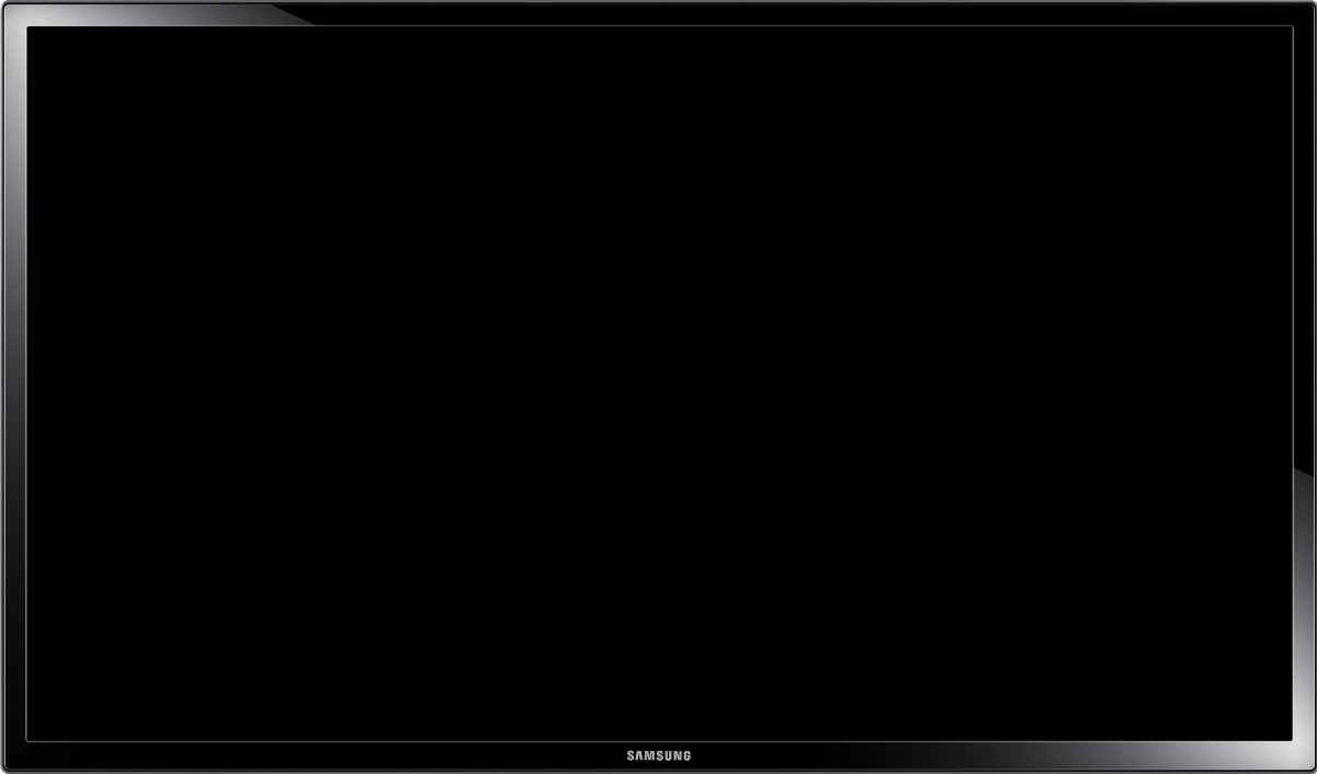 flat screen tv on wall png png image