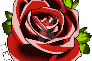 flowers tattoo png 8