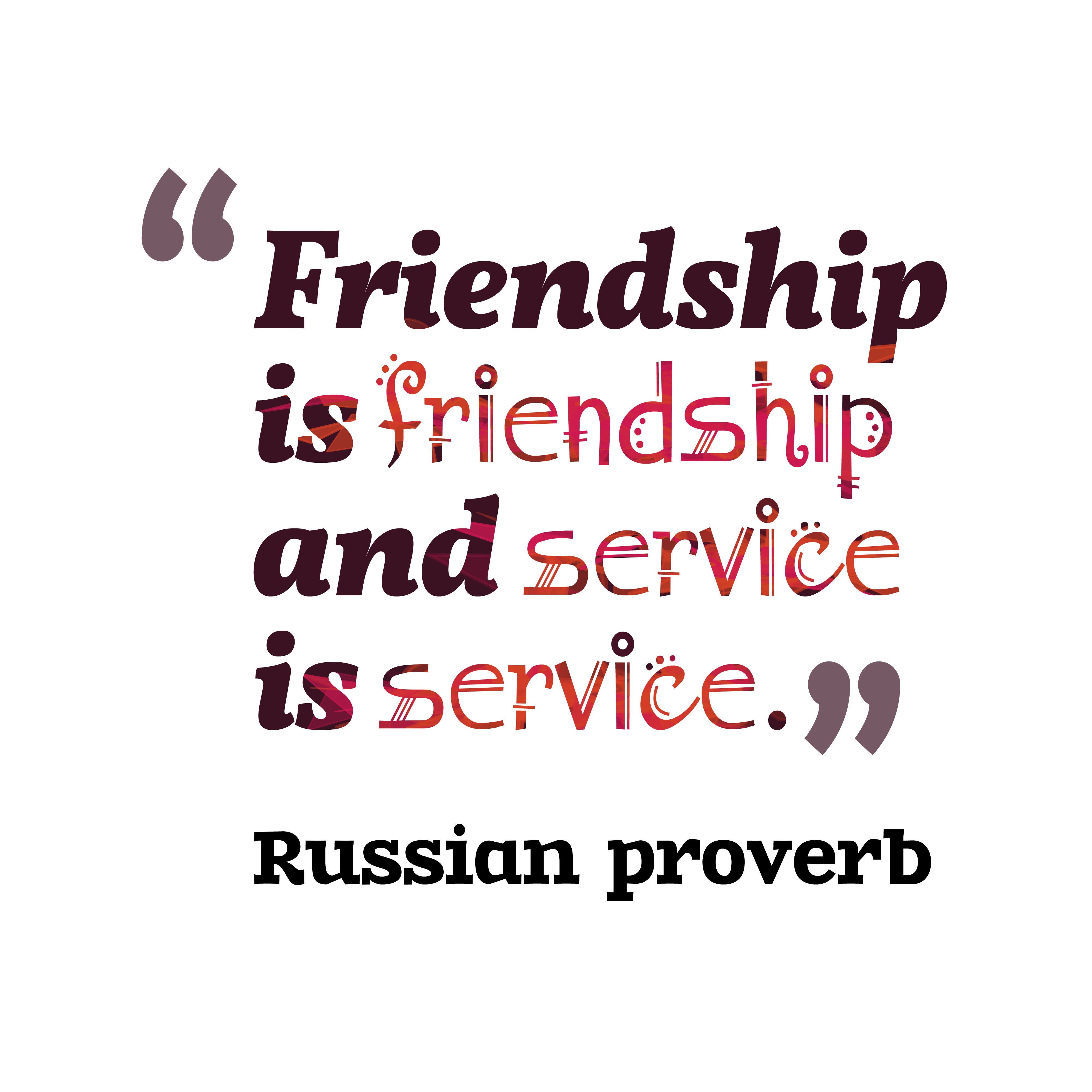 Friendship Quotes Png 9 Png Image