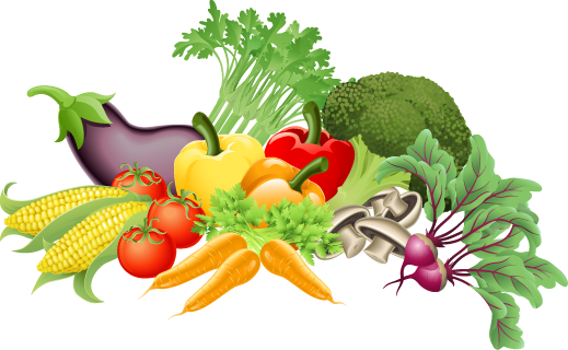 Fruits And Vegetables Clipart Png Png Image