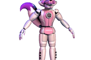 funtime foxy png