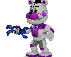 funtime freddy png 1