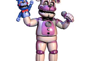 funtime freddy png 2
