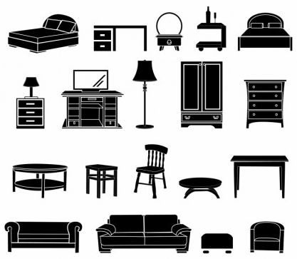 Furniture Vector Png 3 Png Image