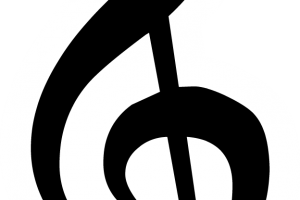 g clef png