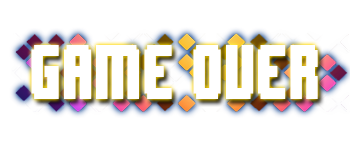 Game Over Logo Png