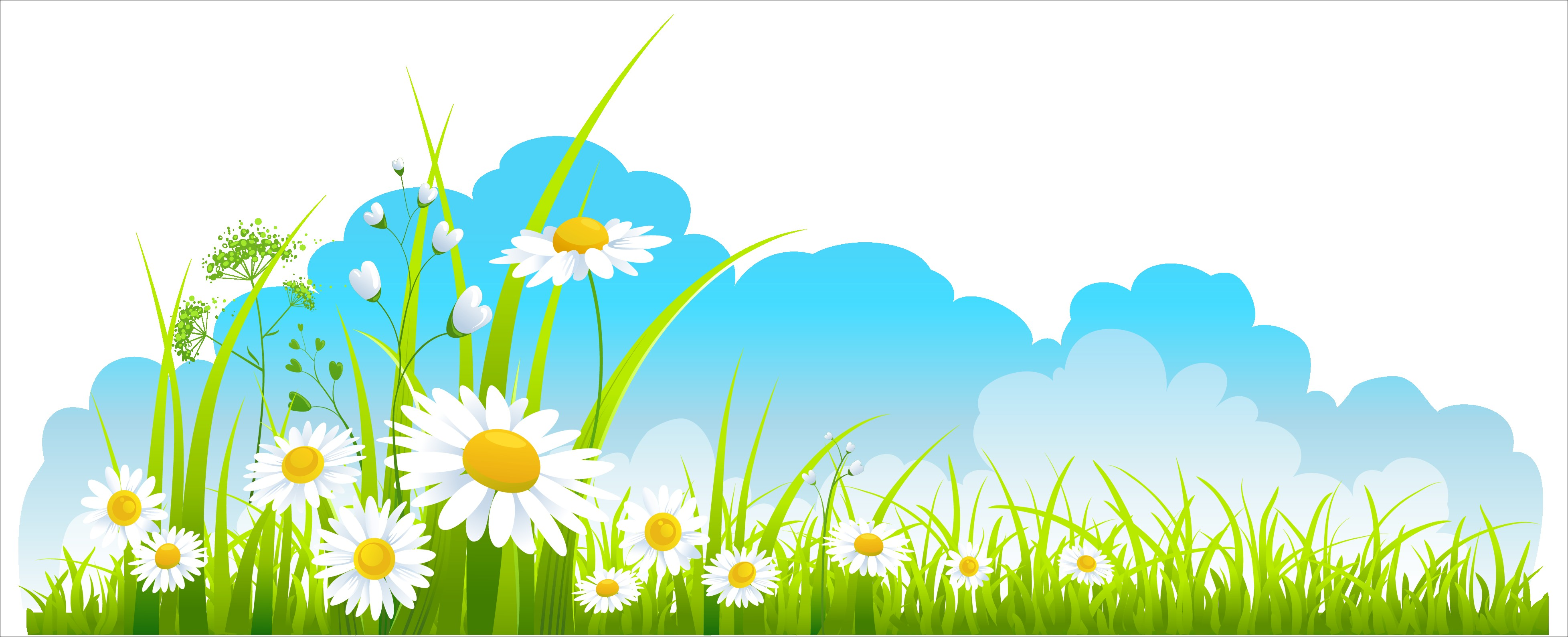 Garden Background Clipart Png 3 Png Image